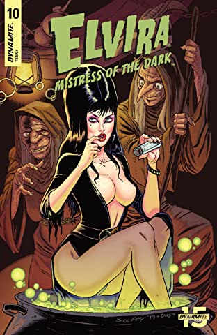 Elvira: Mistress of the Dark #10