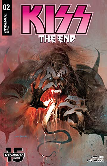 Kiss: The End #2