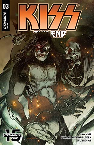 Kiss: The End No.3