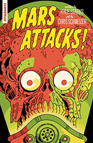 Mars Attacks Collection