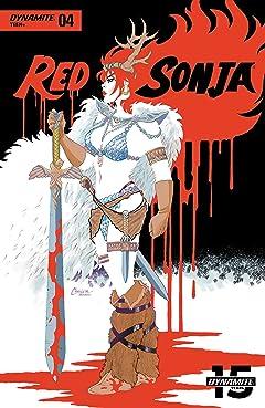 Red Sonja (2019-) #4