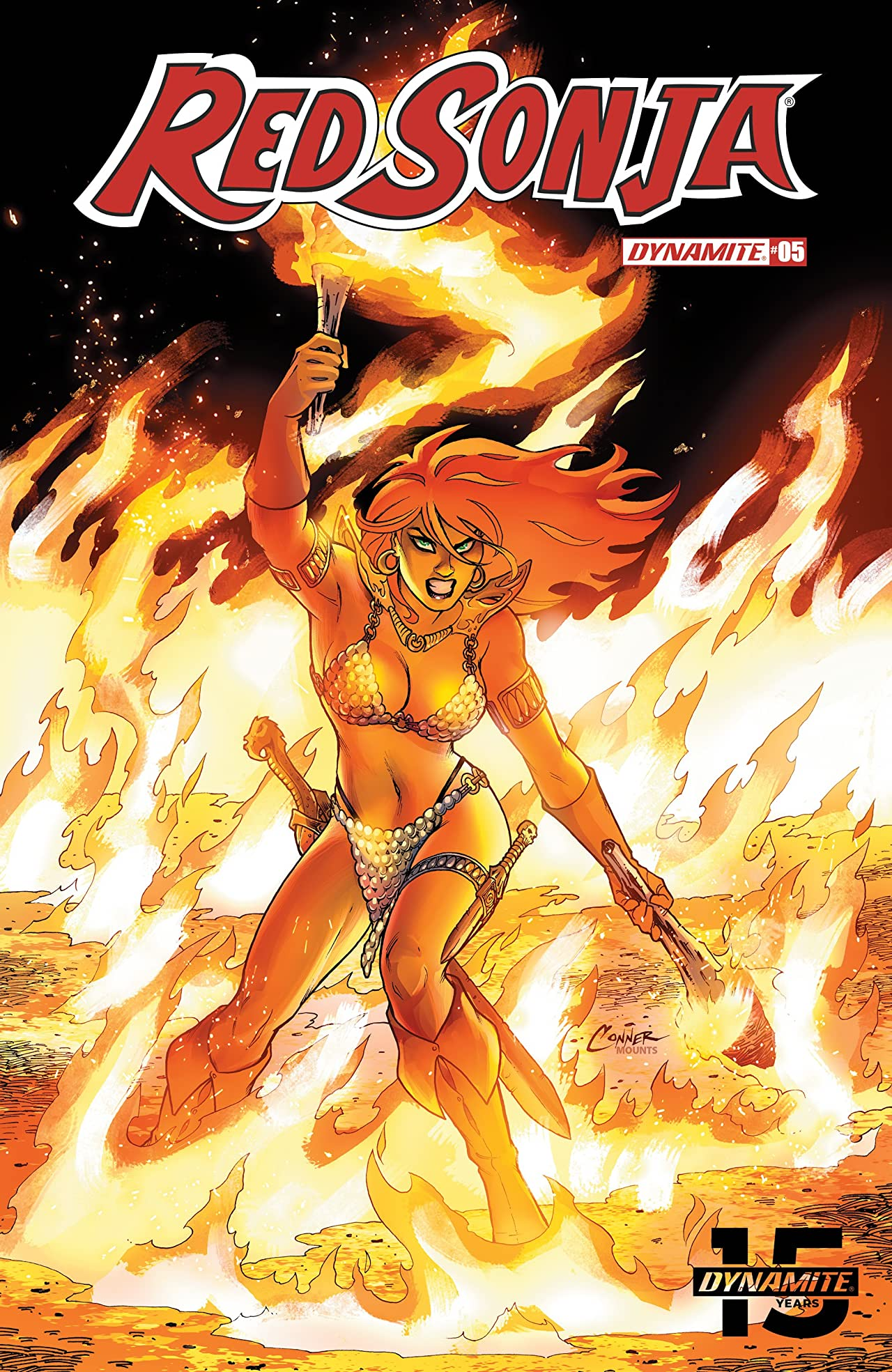 Red Sonja (2019-) No.5