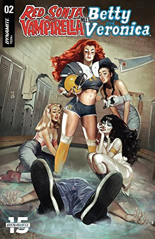 Red Sonja & Vampirella Meet Betty & Veronica #2