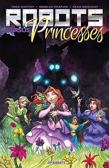 Robots Vs. Princesses