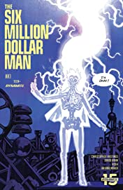 The Six Million Dollar Man (2019-) #3