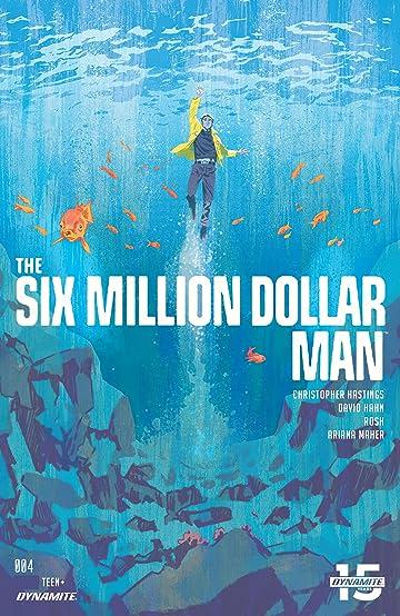 The Six Million Dollar Man (2019-) #4