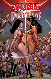 Vampirella/ Dejah Thoris Collection