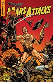 Warlord of Mars Attacks #1