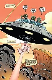 Warlord of Mars Attacks #1