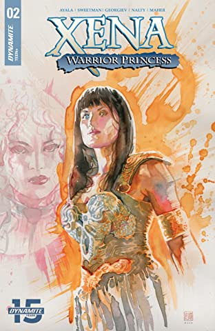 Xena: Warrior Princess (2019-) No.2
