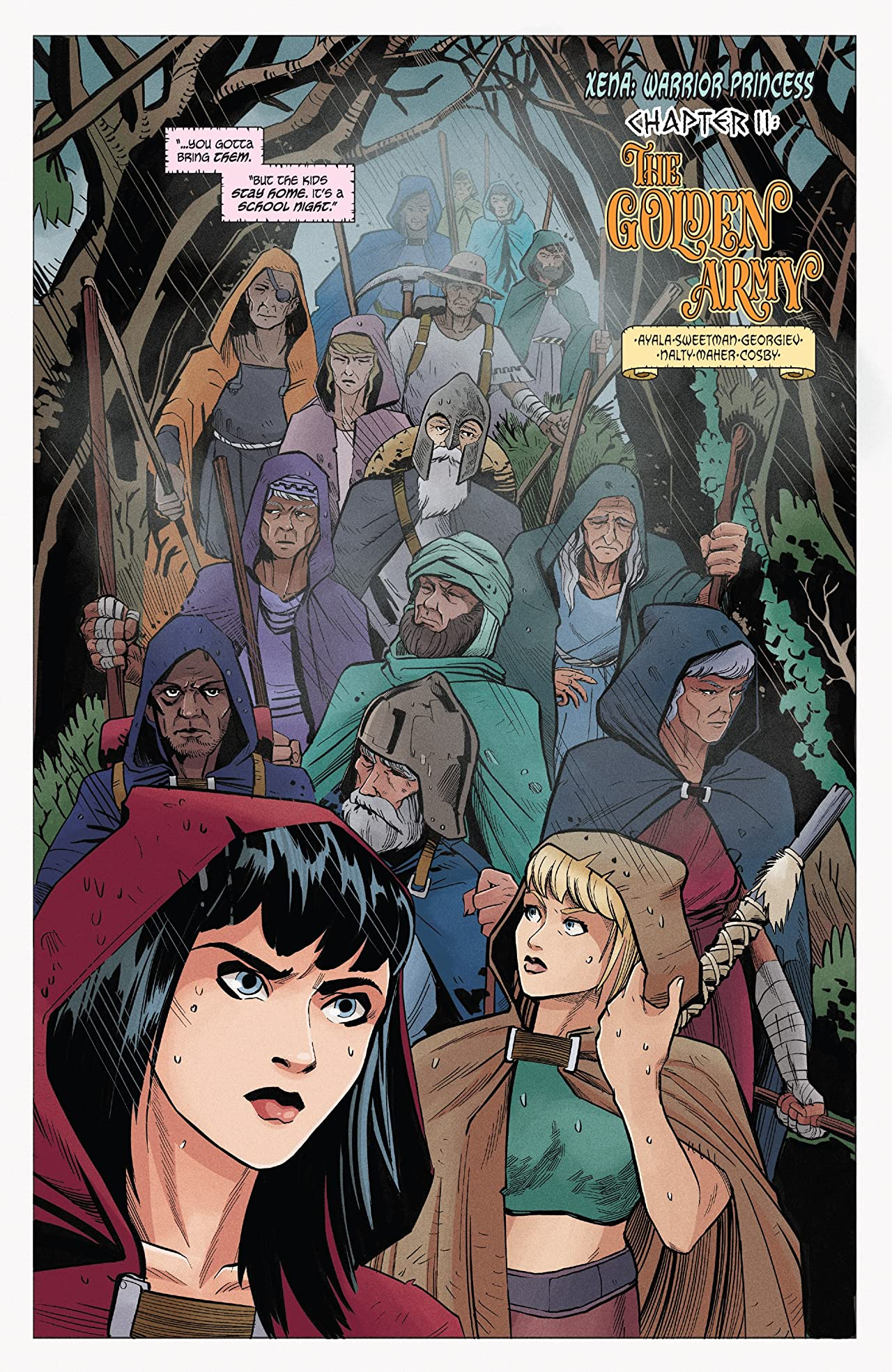 Xena: Warrior Princess (2019-) #2