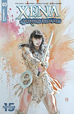 Xena: Warrior Princess (2019-) #3