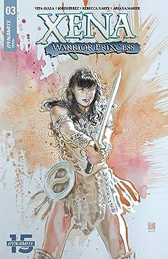 Xena: Warrior Princess (2019-) No.3