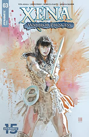 Xena: Warrior Princess (2019-) No.3