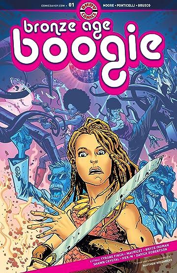 Bronze Age Boogie #1