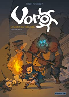 Voro Vol. 3: Le secret des trois rois