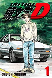 Initial D (comiXology Originals) Vol. 1