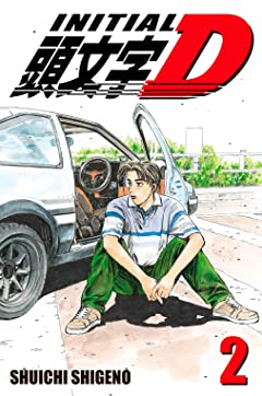 Initial D (comiXology Originals) Vol. 2