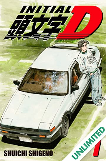 Initial D (comiXology Originals) Vol. 7