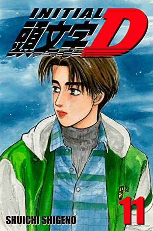 Initial D (comiXology Originals) Tome 11
