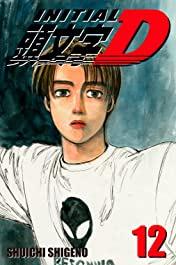 Initial D (comiXology Originals) Vol. 12