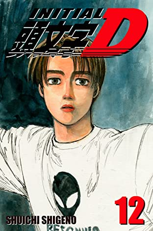 Initial D (comiXology Originals) Tome 12