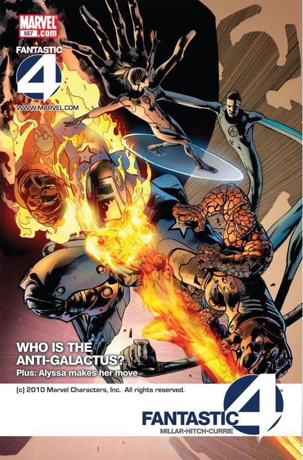 Fantastic Four (1998-2012) #557