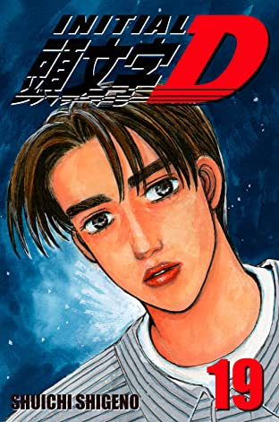 Initial D (comiXology Originals) Vol. 19