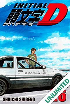 Initial D (comiXology Originals) Vol. 26