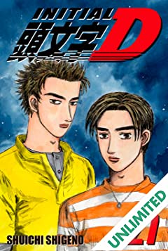Initial D (comiXology Originals) Vol. 27