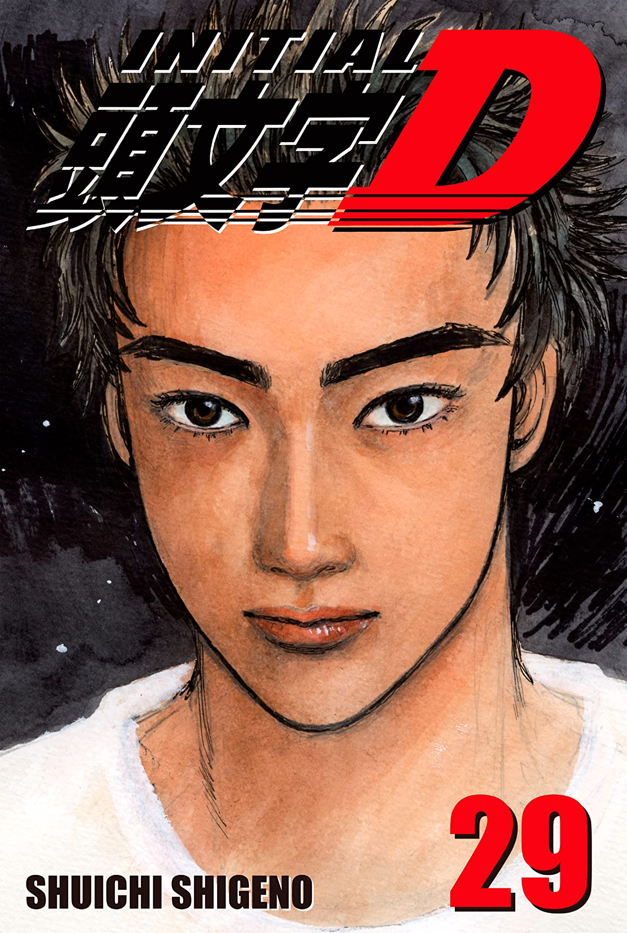 Initial D (comiXology Originals) Vol. 29