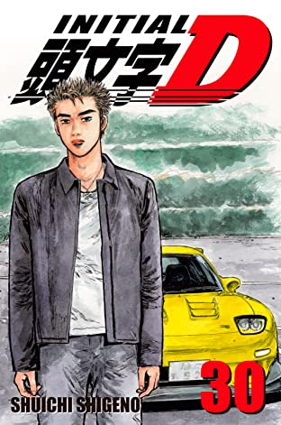 Initial D (comiXology Originals) Vol. 30