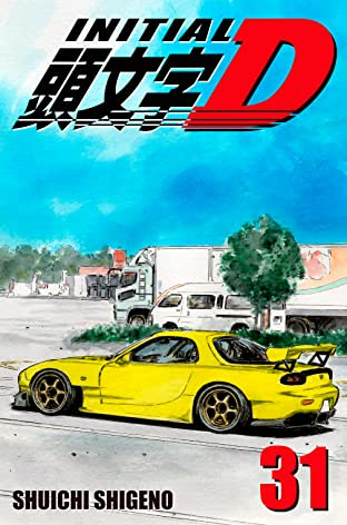 Initial D (comiXology Originals) Vol. 31