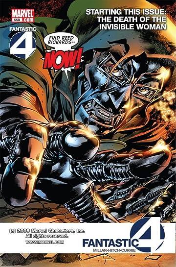 Fantastic Four (1998-2012) #558