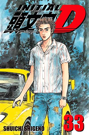 Initial D (comiXology Originals) Vol. 33