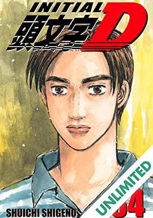 Initial D (comiXology Originals) Vol. 34