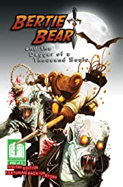 Bertie Bear and the Dagger of a Thousand Souls #2