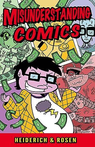 Misunderstanding Comics