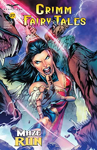 Grimm Fairy Tales Tome 2 No.27: Odyssey