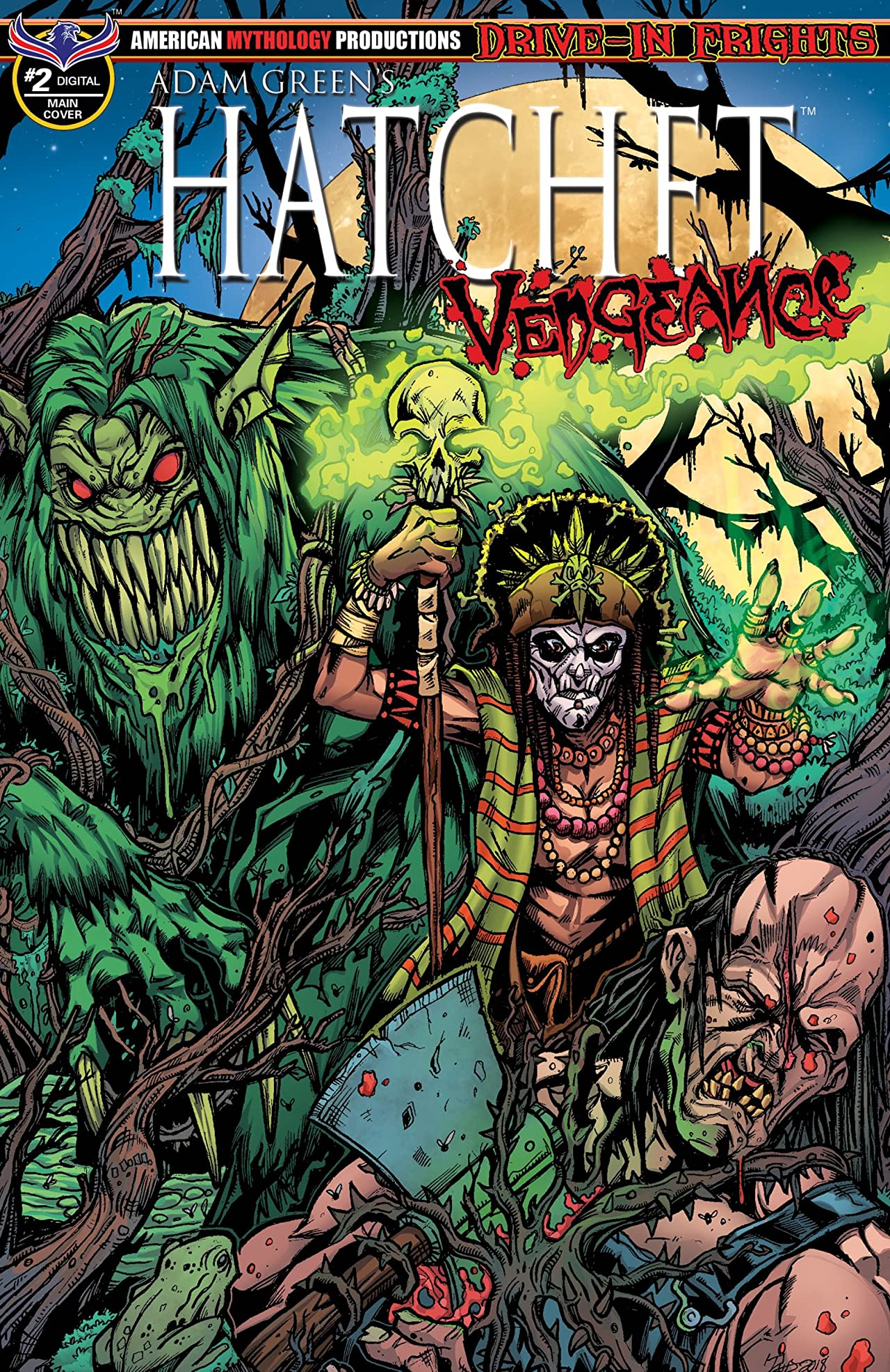 Hatchet: Vengeance #2