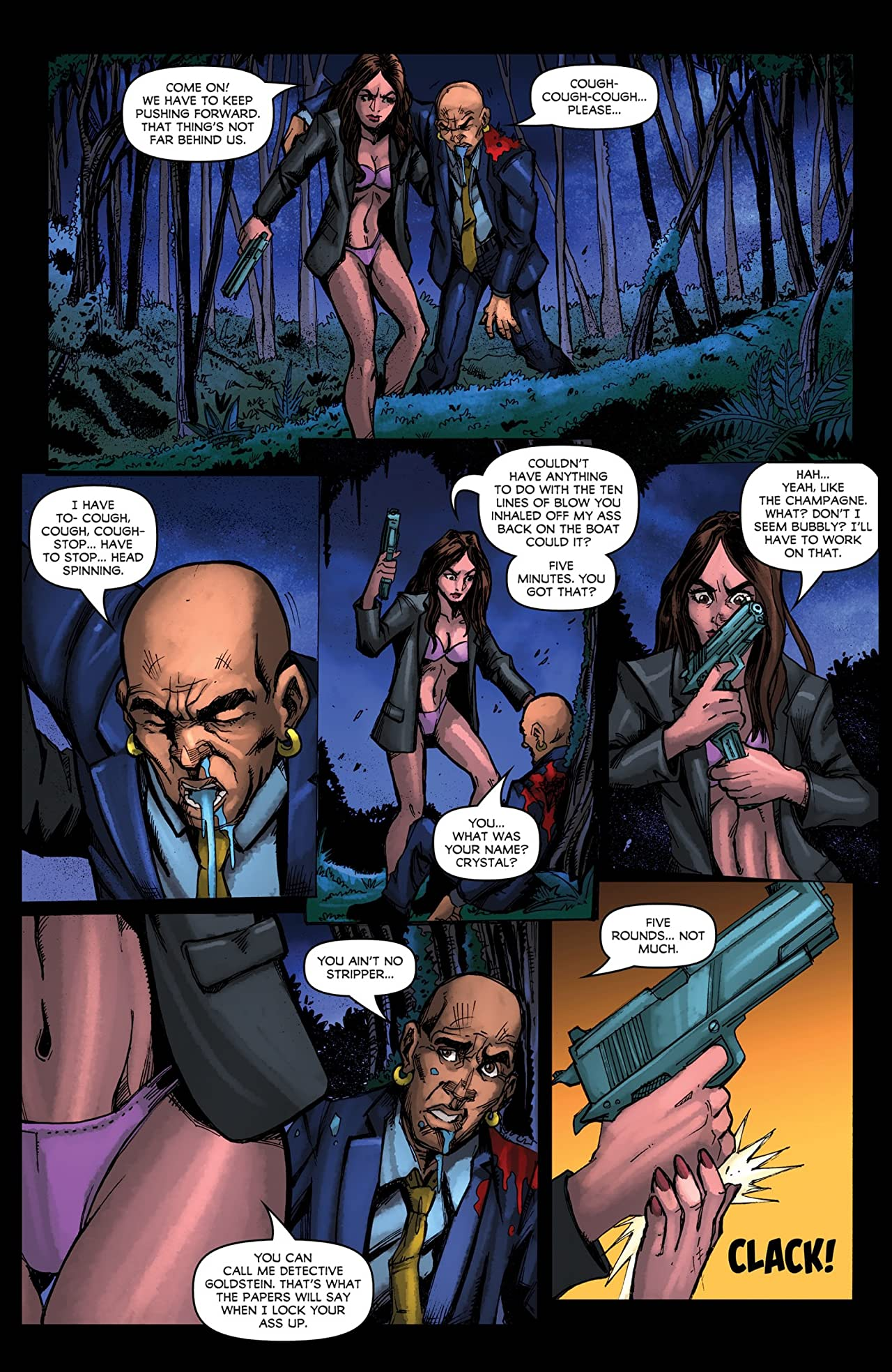 Hatchet: Vengeance No.2