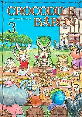 Crocodile Baron Vol. 3