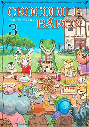 Crocodile Baron Vol. 3