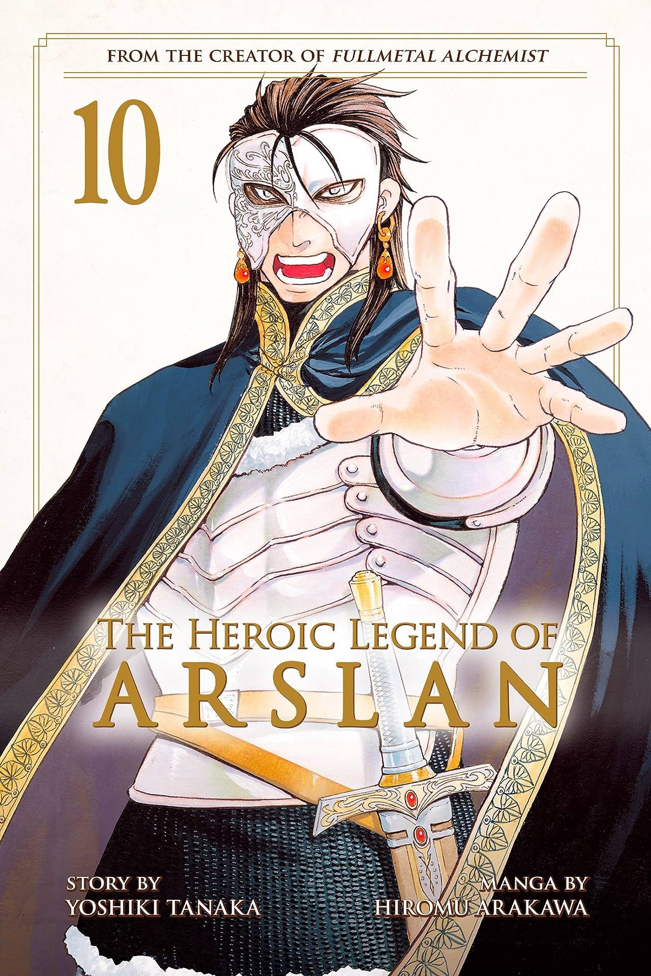 The Heroic Legend of Arslan Vol. 10