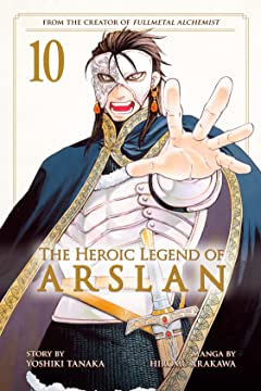 The Heroic Legend of Arslan Vol. 10