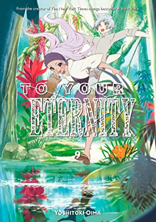 To Your Eternity Vol. 9