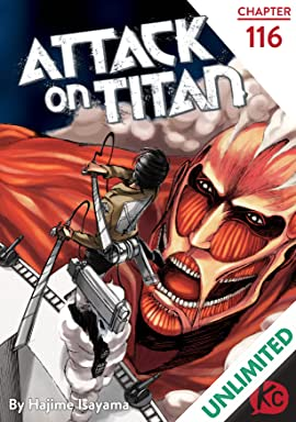 Attack on Titan #116