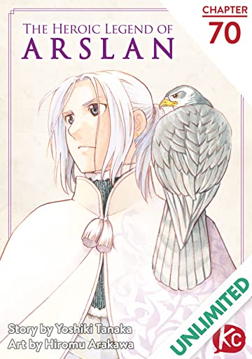 The Heroic Legend of Arslan #70