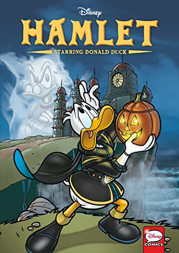 Disney Hamlet, starring Donald Duck