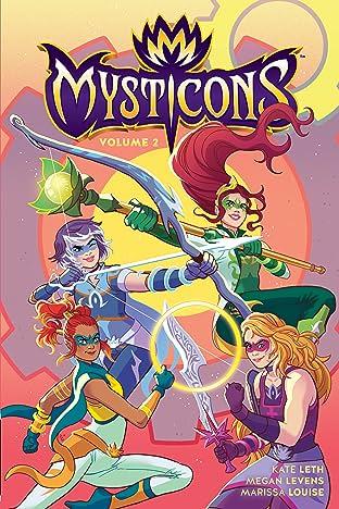 Mysticons Vol. 2